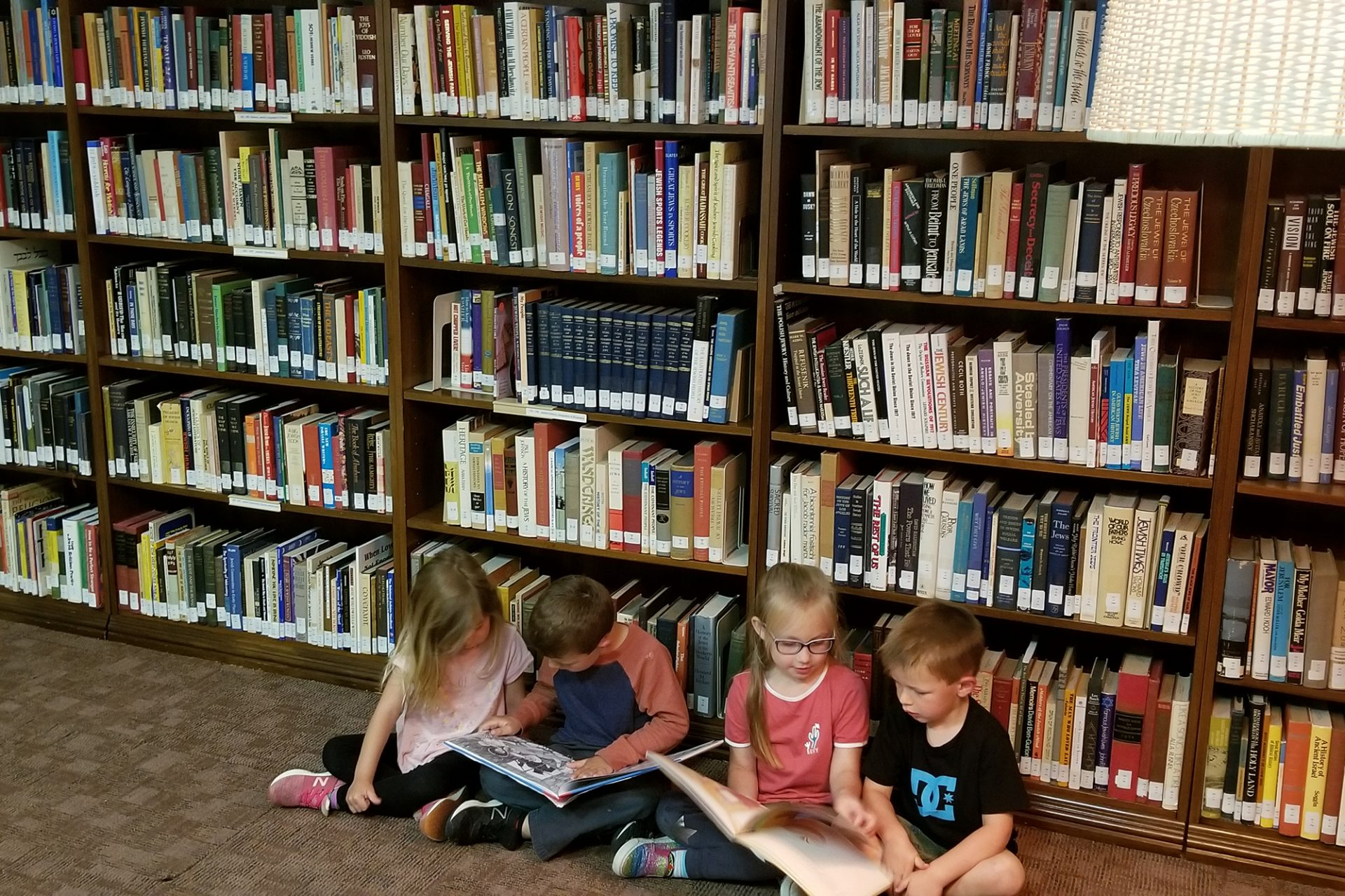 Library | Temple Beth David
